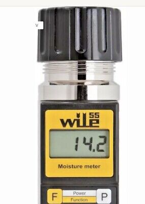 Farmcomp Grain Moisture Tester Wile 55 - Made In Finland
