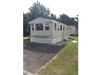 Static holiday home for sale near Bournemouth