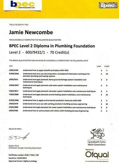 PLUMB & FIXIT PLUMBING & ELECTRICAL SERVICES FULL QUALIFIED
