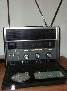 World Receiver - Sony TA-4650 VFET Amplifier - The Legend