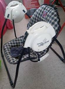 Fisher Price Open Top Take-Along Swing/Rocker Cardiff South Lake Macquarie Area Preview