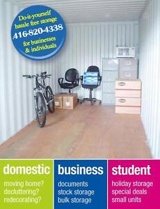 COMMERCIAL STORAGE UNITS SELF STORAGE **1st MONTH FREE!!**