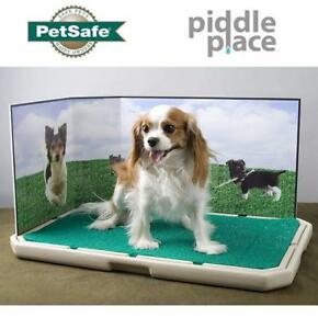 NEW PETSAFE PIDDLE PLACE POTTY ZWM00-15912 224014536 SUPER SAVER KIT DOG CAT
