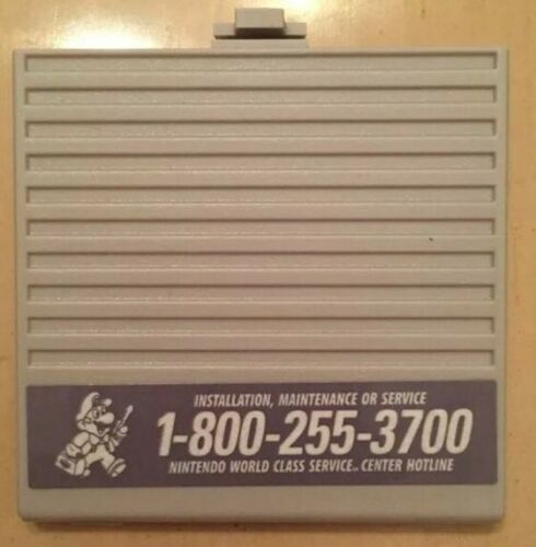 DMG-01 Nintendo Original Gameboy Battery Cover Lid with Sticker! Best Quality!