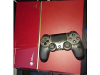 Metal Gear Solid V Ps4 console - Limited edition - Collectors edition ps4
