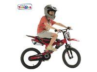 Boys Bike 16 Inch Avigo Motorbike