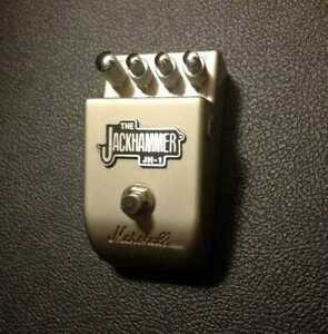 Marshall - The Jackhammer JH-1 OD/Distortion  Pedal (near mint)