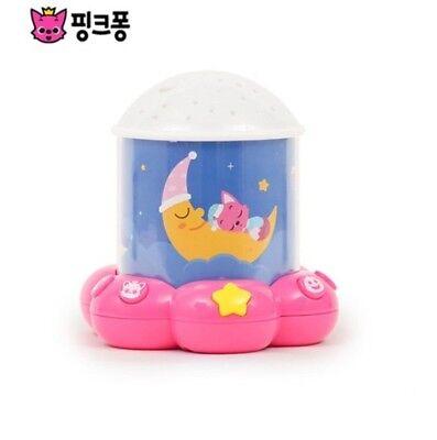 PINKFONG Melody Sleep Light Toy Korean English Version 10 Songs PK