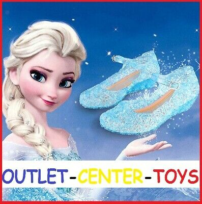 FROZEN Scarpe Elsa Regina principessa Costume CARNEVALE 2020 shoes n.26