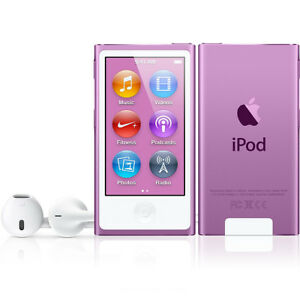 iPod Nano 7th gen. 16GB
