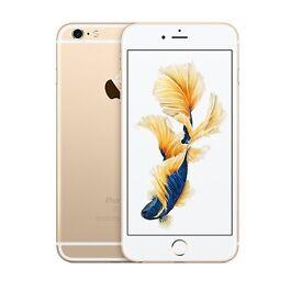 NEW Apple iPhone 6s Plus - 128GB - Gold (Unlocked) Smartphone
