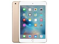 Apple iPad mini 3 16GB Gold/White WI-FI