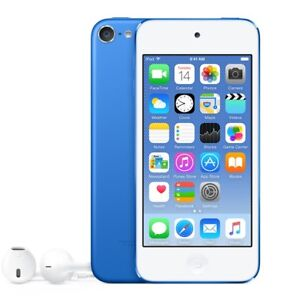 iPod Touch 6th Gen 32Gb Blue