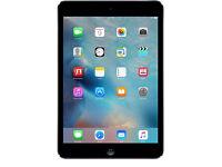 Apple iPad Mini 2 Space Grey 32GB Model New Condition in original box with Targus brand case