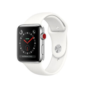 Apple Watch Series 3 Stainless steel 42mm GPS-CELL