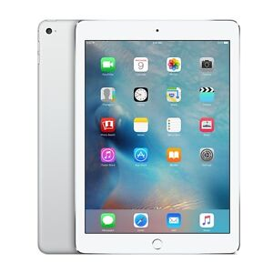 Apple iPad Air 2 16 GB silver wifi