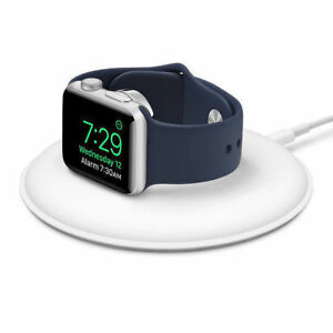 Genuine Apple Watch Magnetic Charging Charger Dock Stand iPhone