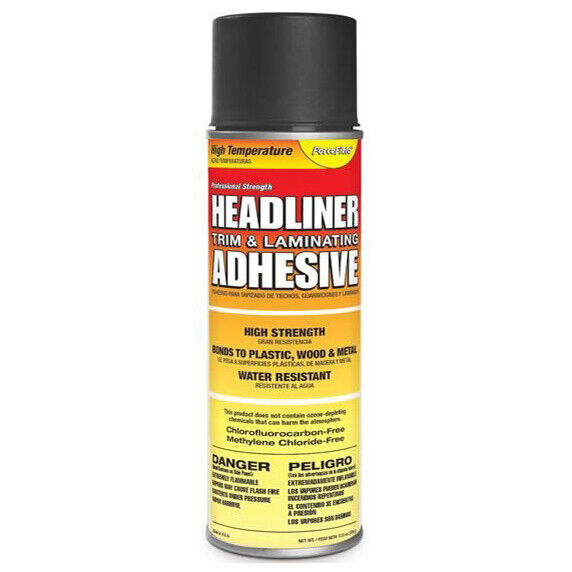 ForceField Headliner Trim & Laminating Adhesive 12.5oz Spray