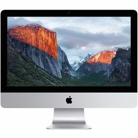 Apple iMac 15, 21.5-inch, Intel Core I5, 8gb RAM, Magic Mouse 2, Magic Keyboard 2