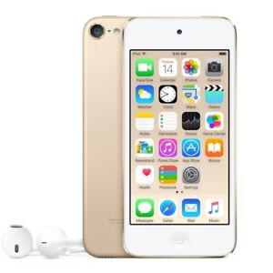 LIKE NEW: 16GB iPod Touch Gold