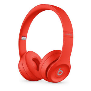 Beats Solo 3 Wireless Headphone ProductRed