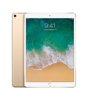 "iPad Pro 10.5"" 64GB Gold, trade for iPhone X Or XR"