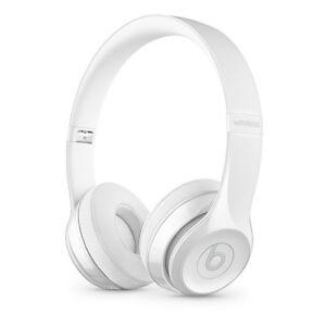 Beat Gloss White Solo-3 Wireless Headphones