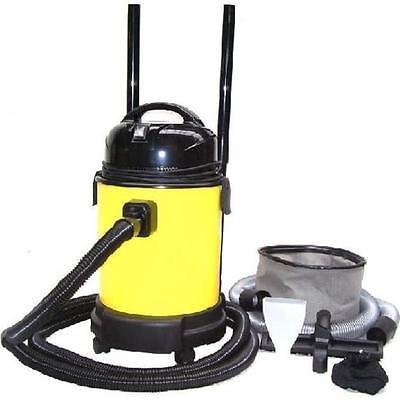 Teichsauger 25l Schlammsauger Trockensauger Filter Pool Reiniger Sauger 55098