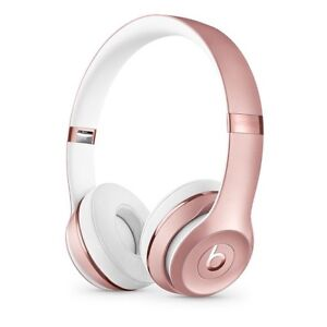 BNIB SEALED BEATS DR DRE SOLO 3 ROSE GOLD
