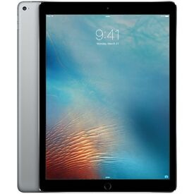 iPad Pro 12.9 inch display with 256gb in Space Grey with WIFI and Cellular in original packaging..