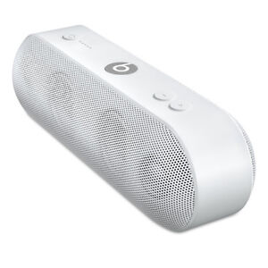 Brand New Beats Pill+ Portable Bluetooth Speaker - White
