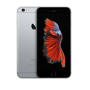 Brand New iPhone 6S 128GB space grey Factory UNLOCKED!