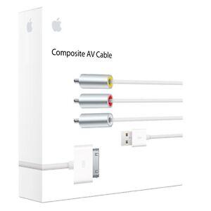 Apple Composite AV Cable