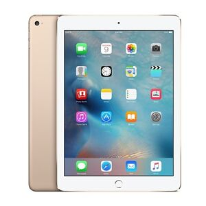IPad Air 2 gold color