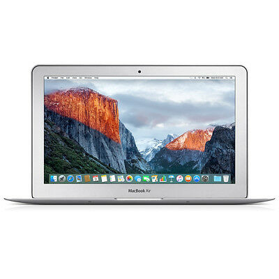 "Apple MacBook Air A1465 11.6"" Laptop - MD711LL/A (June, 2013) (MD711LL/A)"