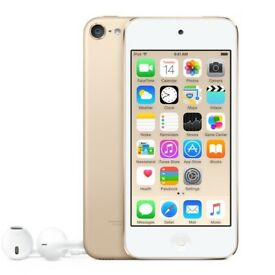 iPod touch 16GB - Gold (with Camera)