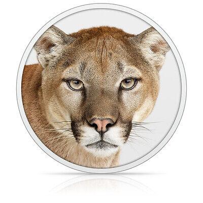 Mac OS X 10.8 Mountain Lion - Téléchargement Livraison Instantanée
