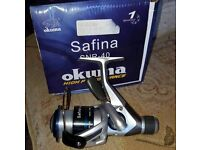 Okuma Safina SNR-40 Reel