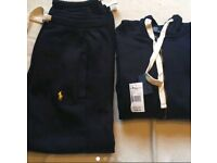 Brand New Ralph Lauren Polo Navy Tracksuit