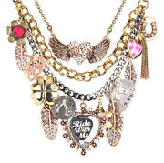 Betsey Johnson Lady Luck