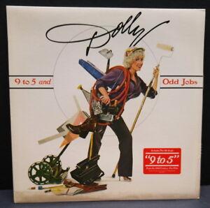 Dolly Parton – 9 to 5 and Odd Jobs Vinyl LP Record Album