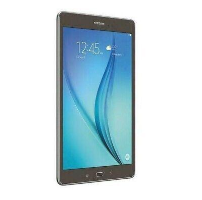 Samsung Galaxy Tab A (SM-T550) - 16GB, Wi-Fi, 9.7in, Smoky Titanium - B Grade