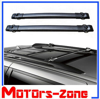 For 11-17 Toyota Sienna OE Style Roof Rack Cross Bars Luggage Carrier Bar Pair