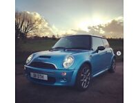 BMW Mini Cooper S Immaculate Condition 10 Months MOT Thousands Spent!!