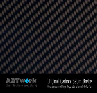 Wassertransferdruck Folie WTD Starterset 2m Original Carbon + Aktivator