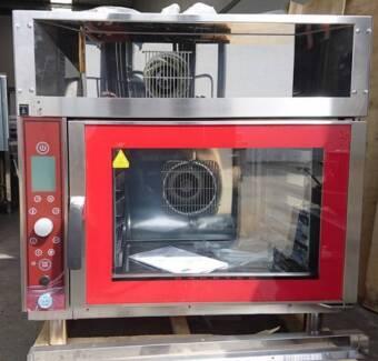 Bakery oven - 5 tray oven BAK 500E (Brand new, unused) ITALY