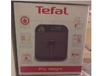 BNIB SEALED TEFAL FRY DELIGHT HEALTH FRYER FX100040 air fry, grill and roast