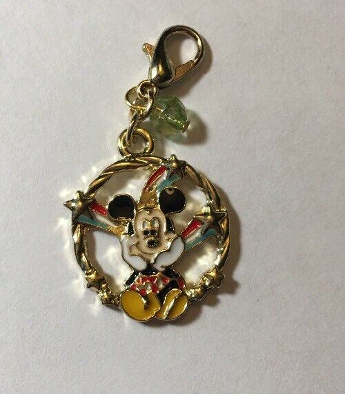 Disney Parks Charmed In The Park- Mickey Mouse Charm