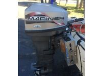 25hp mariner outboard boat engine