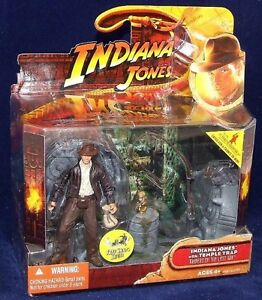 Indiana Jones with Temple Trap